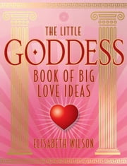 Little Goddess book of big love ideas ebook by Elisabeth Wilson