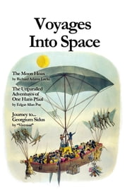 Voyages into Space ebook by Richard Adams Locke,Edgar Allan Poe,Ron Miller