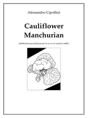 Cauliflower Manchurian ebook by Alessandro Cipollini