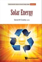 Solar Energy ebook by Gerard M Crawley