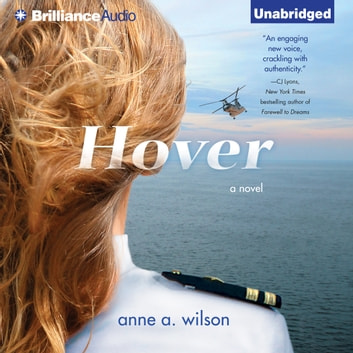 Hover audiobook by Anne A. Wilson