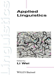 Applied Linguistics ebook by Li Wei