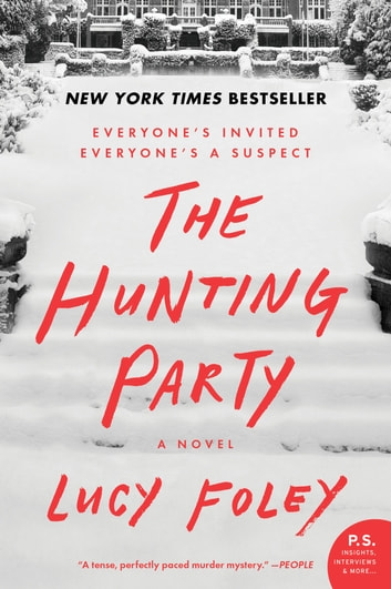 The Hunting Party - A Novel ebook by Lucy Foley