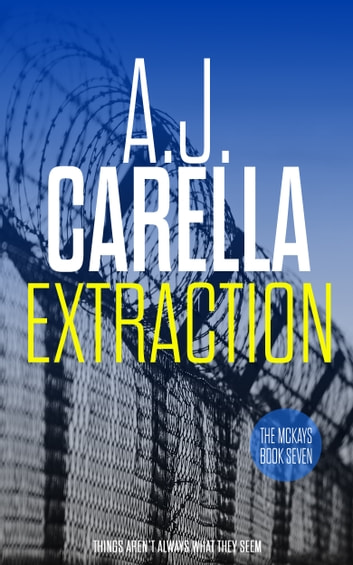 Extraction ebook by A.J. Carella