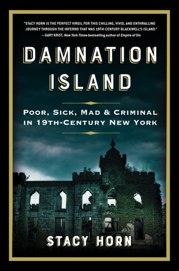 Damnation Island - Poor, Sick, Mad, and Criminal in 19th-Century New York ebook by Stacy Horn