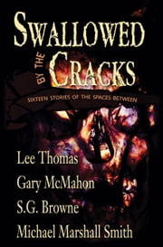 Swallowed By The Cracks - Sixteen Stories of the Spaces Between ebook by Michael Marshall Smith,S. G. Browne,Gary McMahon and Lee Thomas