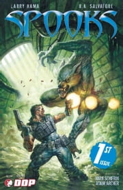 Spooks Vol. 1 ebook by Larry Hama,R.A. Salvatore