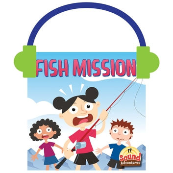 Fish Mission audiobook by Mckenzie,Precious