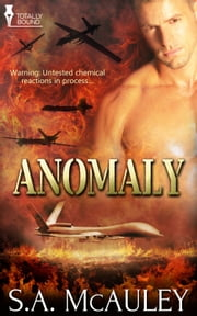 Anomaly ebook by S.A. McAuley