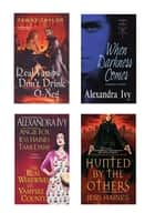 A Vampire Bundle ebook by Alexandra Ivy