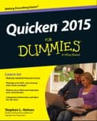 Quicken 2015 For Dummies ebook by Stephen L. Nelson