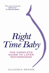 Right Time Baby ebook by Claudia Spahr