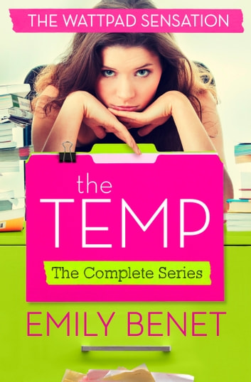 The Temp ebook by Emily Benet