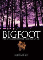 Bigfoot ebook by Rupert Matthews