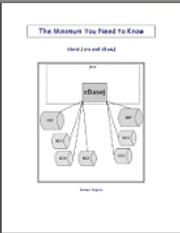 The Minimum You Need to Know About Java and xBaseJ ebook by Roland Hughes