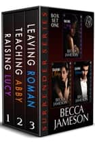 Surrender Box Set, Volume One ebook by Becca Jameson