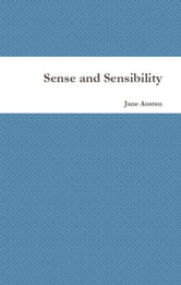 Sense and Sensibility ebook by Jane Austen