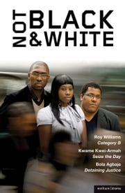 Not Black and White - Category B, Seize the Day, Detaining Justice ebook by Bola Agbaje,Kwame Kwei-Armah,Roy Williams