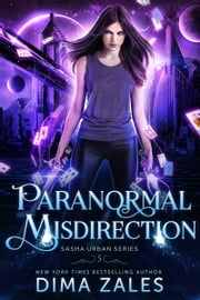 Paranormal Misdirection ebook by Dima Zales, Anna Zaires