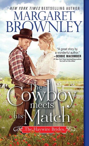 The Cowboy Meets His Match ebook by Margaret Brownley