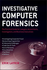 Investigative Computer Forensics - The Practical Guide for Lawyers, Accountants, Investigators, and Business Executives ebook by Erik Laykin