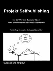 Projekt Selfpublishing eBook by Susanna Bur