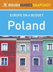 Rough Guides Snapshot Europe on A Budget: Poland ebook by Rough Guides