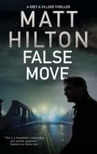 False Move ebook by Matt Hilton