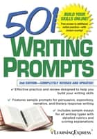 501 Writing Prompts ebook by LearningExpress, LLC