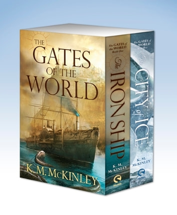 The Gates of the World, Volume One ebook by K. M. McKinley