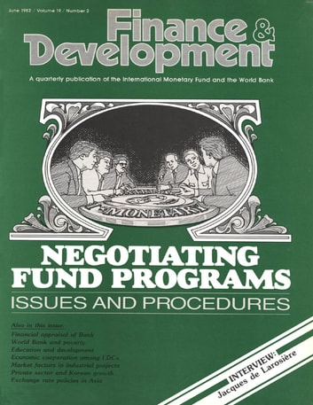 Finance & Development, June 1982 ebook by International Monetary Fund. External Relations Dept.