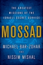 Mossad, The Greatest Missions of the Israeli Secret Service
