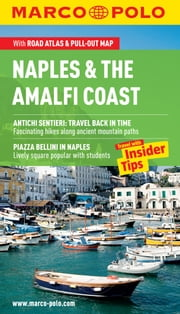 Naples & the Amalfi Coast Marco Polo Pocket Guide: The Travel Guide with Insider Tips ebook by Marco Polo