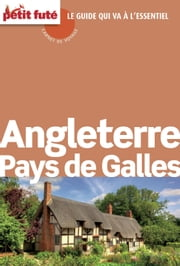 Angleterre - Pays de Galles 2015 Carnet Petit Futé ebook by Dominique Auzias,Jean-Paul Labourdette