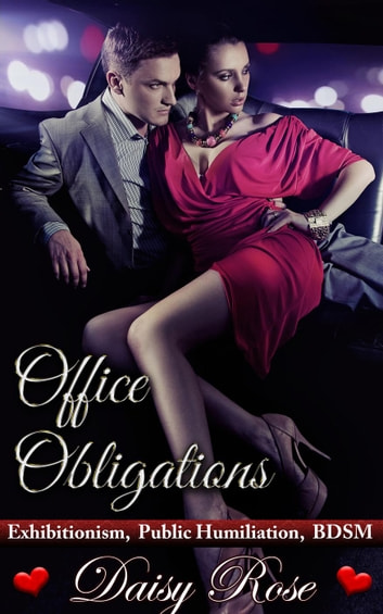 Office Obligations - Hot Group Office Action, #5 ebook by Daisy Rose