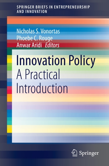 Innovation Policy - A Practical Introduction ebook by