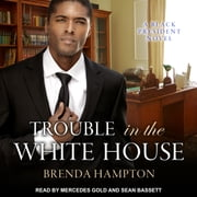 Trouble in the White House - A Black President Novel audiobook by Brenda Hampton