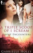 A Triple Scoop of I Scream ebook by Gabrielle Holly