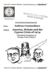 America, Britain and the Cyprus Crisis of 1974: Calculated Conspiracy or Foreign Policy Failure? ebook by Dr. Andreas Constandinos