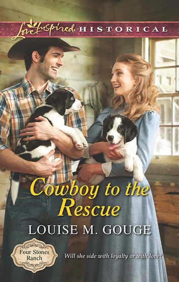 Cowboy To The Rescue ebook by Louise M. Gouge