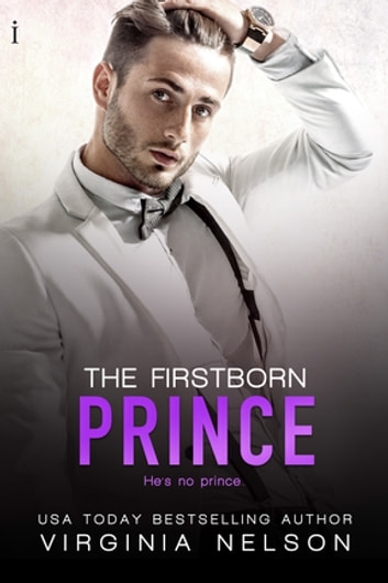 The Firstborn Prince ebook by Virginia Nelson