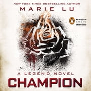 Champion audiobook by Marie Lu