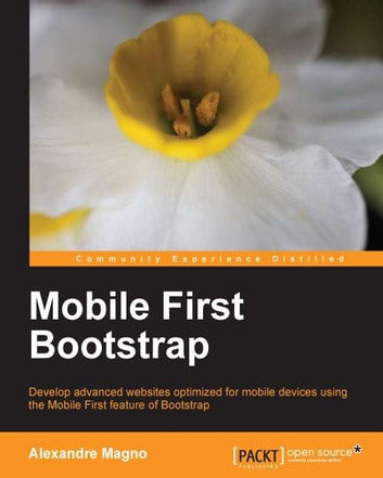 Mobile First Bootstrap ebook by Alexandre Magno