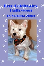 Kero Celebrates Halloween ebook by Victoria Zigler