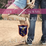Black and Green audiobook by C. L. Stone