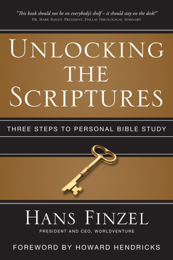 Unlocking the Scriptures ebook by Hans Finzel