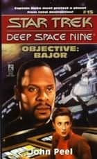 Objective: Bajor ebook by John Peel