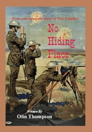 No Hiding Place ebook by Olin Thompson