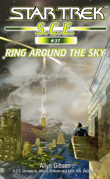 Star Trek: Ring Around the Sky ebook by Allyn Gibson