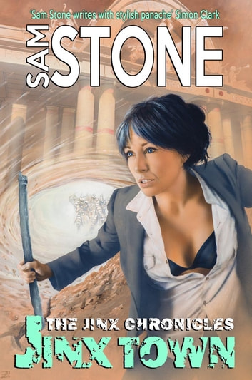 Jinx Town ebook by Sam Stone